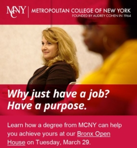 Have a Purpose - Metropolitan College - 6-16